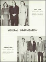 1960 Phillips High School Yearbook Page 12 & 13