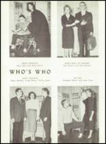 1960 Phillips High School Yearbook Page 28 & 29