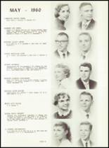 1960 Phillips High School Yearbook Page 38 & 39