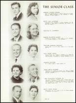 1960 Phillips High School Yearbook Page 42 & 43