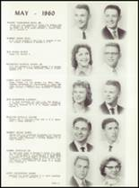 1960 Phillips High School Yearbook Page 44 & 45
