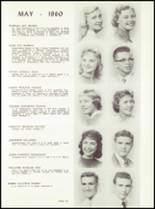 1960 Phillips High School Yearbook Page 48 & 49