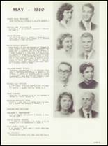 1960 Phillips High School Yearbook Page 56 & 57