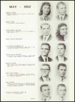 1960 Phillips High School Yearbook Page 58 & 59