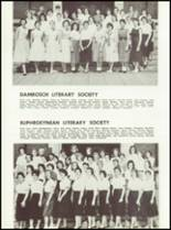 1960 Phillips High School Yearbook Page 72 & 73