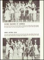 1960 Phillips High School Yearbook Page 78 & 79