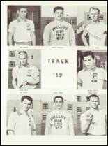 1960 Phillips High School Yearbook Page 98 & 99