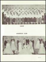 1960 Phillips High School Yearbook Page 110 & 111
