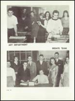 1960 Phillips High School Yearbook Page 112 & 113