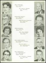 1959 Seagraves High School Yearbook Page 14 & 15