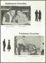 1959 Seagraves High School Yearbook Page 20 & 21