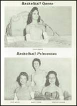 1959 Seagraves High School Yearbook Page 22 & 23