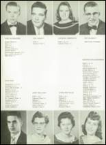 1959 Seagraves High School Yearbook Page 26 & 27