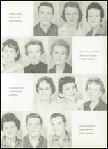 1959 Seagraves High School Yearbook Page 34 & 35