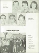 1959 Seagraves High School Yearbook Page 36 & 37