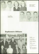 1959 Seagraves High School Yearbook Page 42 & 43