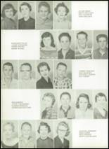 1959 Seagraves High School Yearbook Page 44 & 45