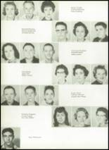 1959 Seagraves High School Yearbook Page 50 & 51