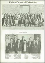 1959 Seagraves High School Yearbook Page 54 & 55