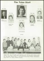 1959 Seagraves High School Yearbook Page 56 & 57