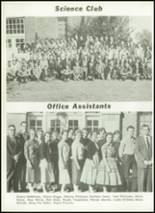 1959 Seagraves High School Yearbook Page 58 & 59