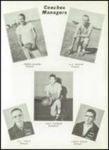 1959 Seagraves High School Yearbook Page 70 & 71