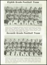 1959 Seagraves High School Yearbook Page 76 & 77