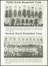 1959 Seagraves High School Yearbook Page 82 & 83