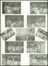 1959 Seagraves High School Yearbook Page 84 & 85