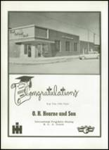 1959 Seagraves High School Yearbook Page 114 & 115