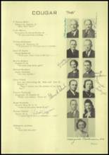 1945 Charleroi High School Yearbook Page 18 & 19