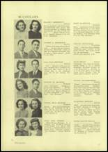 1945 Charleroi High School Yearbook Page 26 & 27