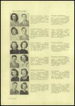 1945 Charleroi High School Yearbook Page 32 & 33