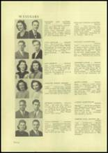 1945 Charleroi High School Yearbook Page 34 & 35