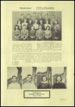 1945 Charleroi High School Yearbook Page 42 & 43
