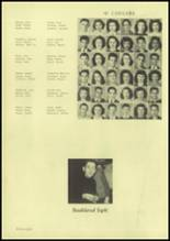 1945 Charleroi High School Yearbook Page 52 & 53