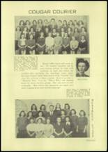 1945 Charleroi High School Yearbook Page 62 & 63