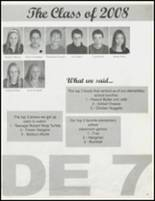 2003 Stillwater High School Yearbook Page 84 & 85