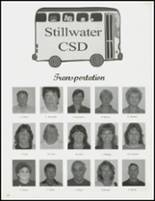 2003 Stillwater High School Yearbook Page 144 & 145