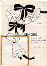 1960 St. Mary's High School Yearbook Page 12 & 13