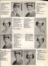 1960 St. Mary's High School Yearbook Page 14 & 15