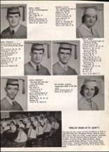 1960 St. Mary's High School Yearbook Page 16 & 17