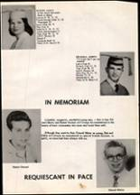 1960 St. Mary's High School Yearbook Page 24 & 25