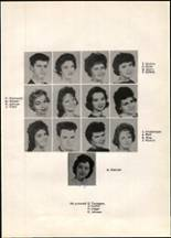 1960 St. Mary's High School Yearbook Page 30 & 31