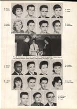 1960 St. Mary's High School Yearbook Page 36 & 37