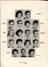 1960 St. Mary's High School Yearbook Page 38 & 39