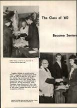 1960 St. Mary's High School Yearbook Page 42 & 43