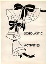 1960 St. Mary's High School Yearbook Page 46 & 47