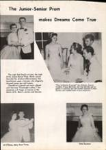 1960 St. Mary's High School Yearbook Page 64 & 65