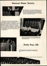 1960 St. Mary's High School Yearbook Page 70 & 71